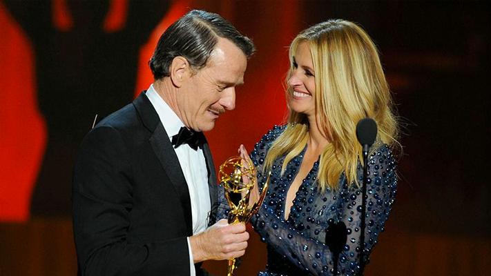 Bryan cranston best drama actor Emmy awards 2014