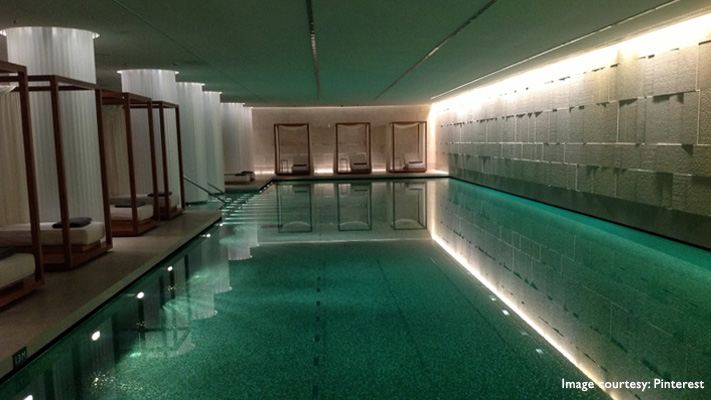 bulgari hotels resorts london rest relaxation spas