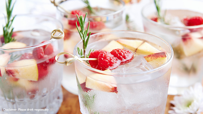 caorunn natural and authentic premium gin