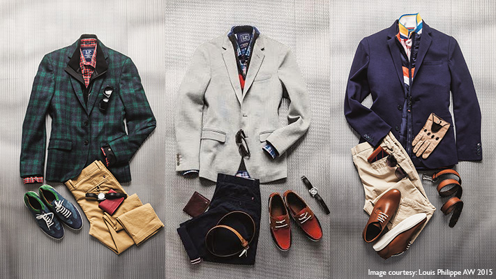 casual suiting for men