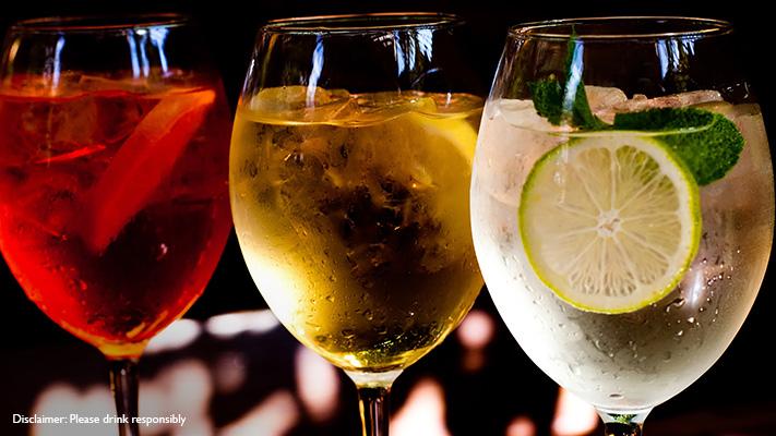 chandon lemon delicious cocktail recipe