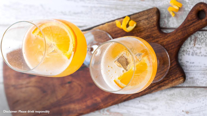 chandon passion sparkling cocktail recipes