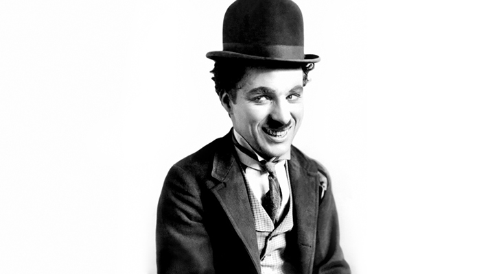 Charlie Chaplin top movie Moustaches