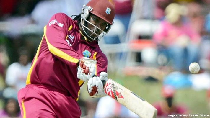 chris gayle hitting sixes destructive batsman