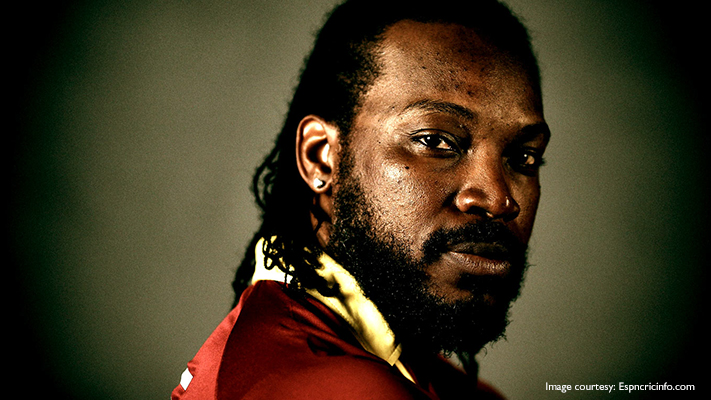 chris gayle most popular batsmen