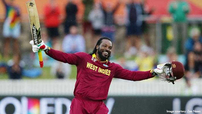 chris gayle outstanding cricket batsman