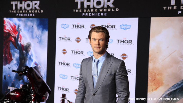 chris hemsworth secret to stay fit