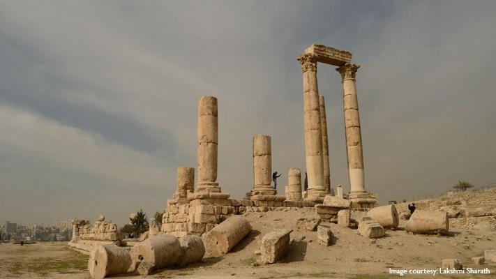 citadel must visit oldest statues in jordan