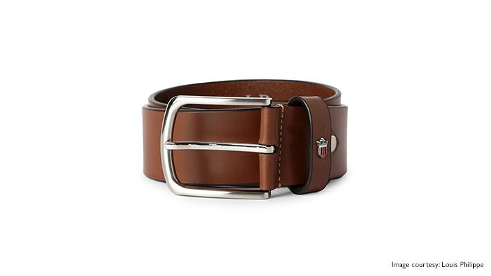 classic brown belt