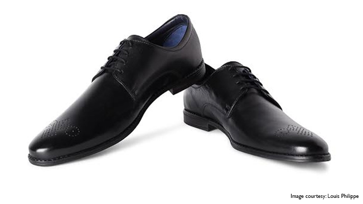 classic derby shoes for men