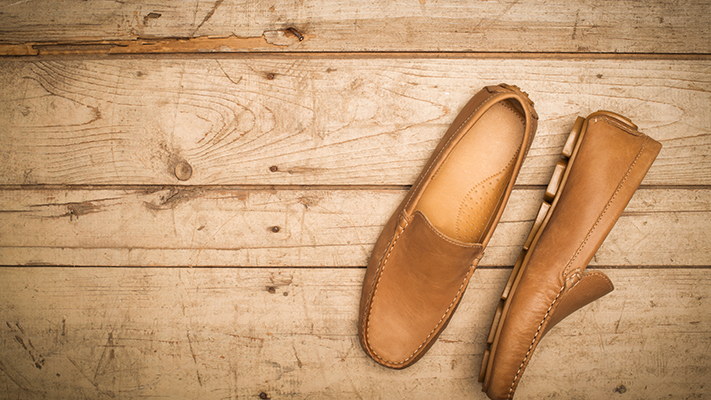 classic pair of loafers you must own in 30s
