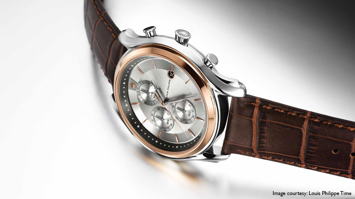 classic rose gold watches for men