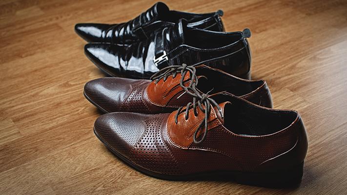 classy basic shoes represent humble nature