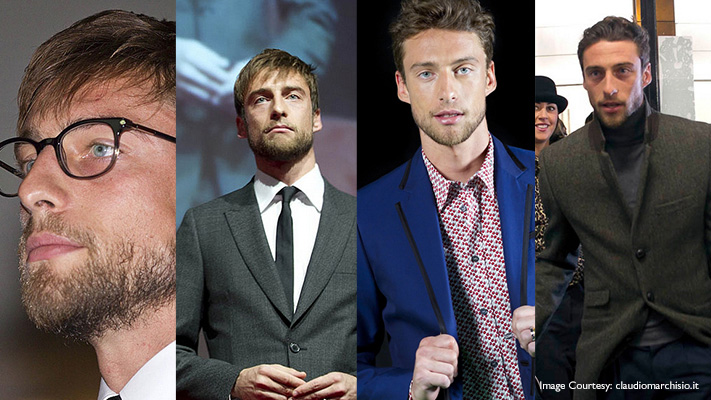 claudio marchisio most fashionable footballers