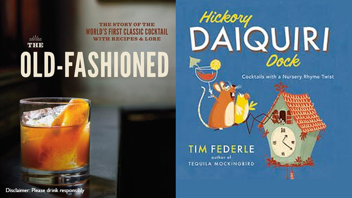 cocktail recipe books for delicious drinks
