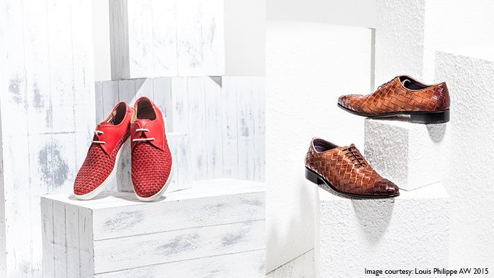 colored shoes representing adventurous behaviour