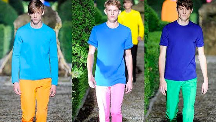 Colour Blocking spring 2015