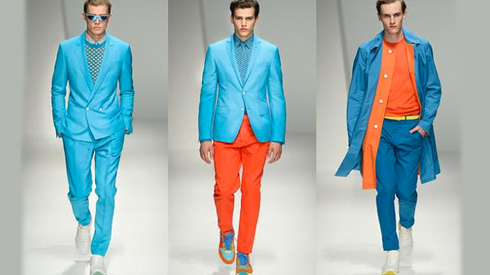 Colour Blocking Tips