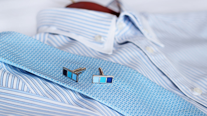 coloured cufflinks best accessory men