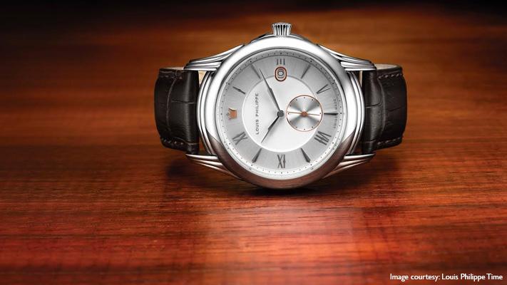 creating a classic wrist watch