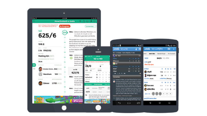 cricbuzz top cricket smartphone apps