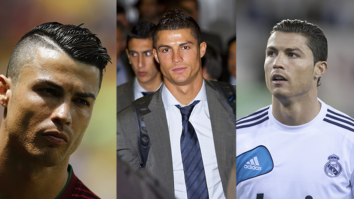 cristiano ronaldo most stylish footballers
