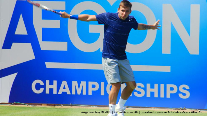 dan evans to watch out for at australian open