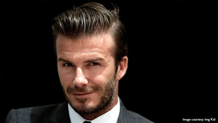 david beckham impeccable sense of style with perfect beard