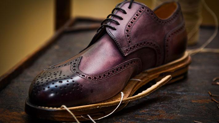 deep purple brown suede loafers for dapper look