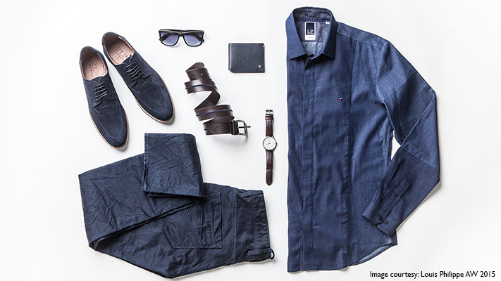 denim outfits look stylish and fashionable