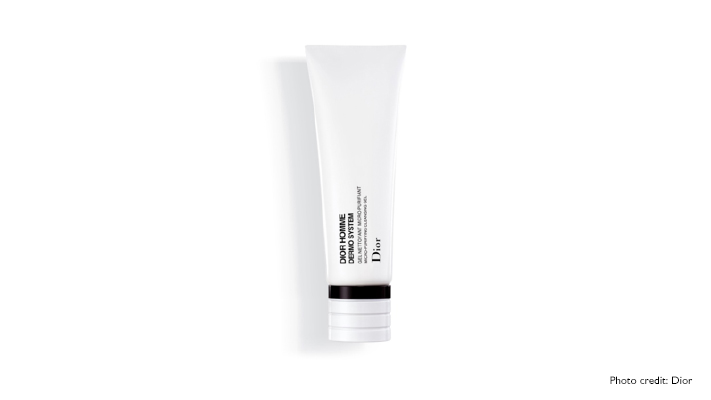 dior homme skin cleansing creams for men