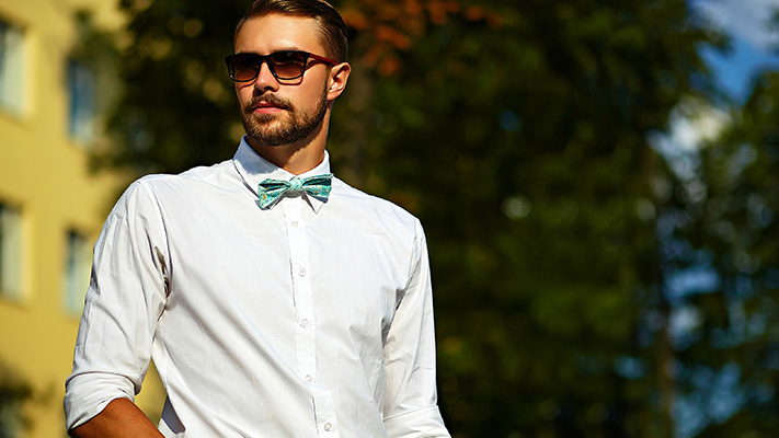 embrace fashionable white outfit for skinny men