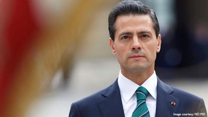 enrique peña nieto mexican president power dressing suit