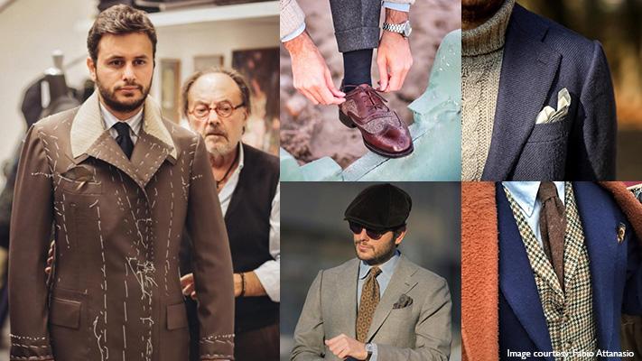 fabio attanasio vintage fashion