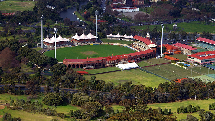 first ever day night cricket test match in adelaide