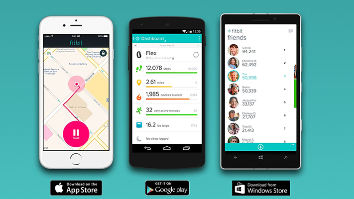 fitbit apps for total fitness