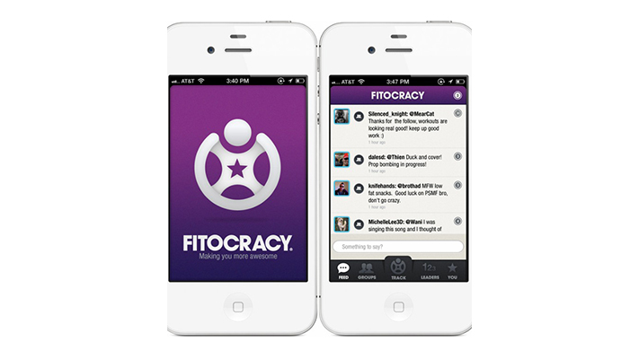 fitocracy best health and fitness apps