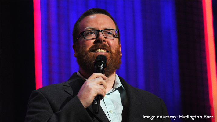 frankie boyle most offensive stand up comedians