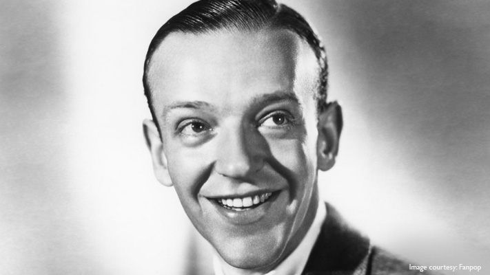 fred astaire fondly expresses his passion to play golf