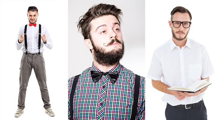 geeky fashion tips for men
