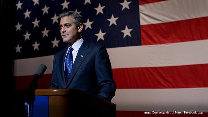 george clooney breaks the monotony with stylish politician outfit in ides of march
