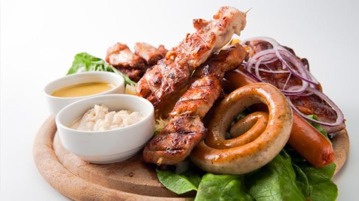 german pretzels smoked paprika cottage cheese dips