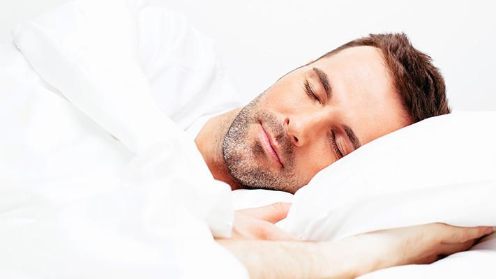 good nights sleep improve skin
