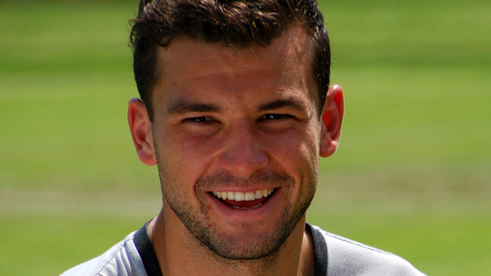 grigor dimitrov a talent to watch out for
