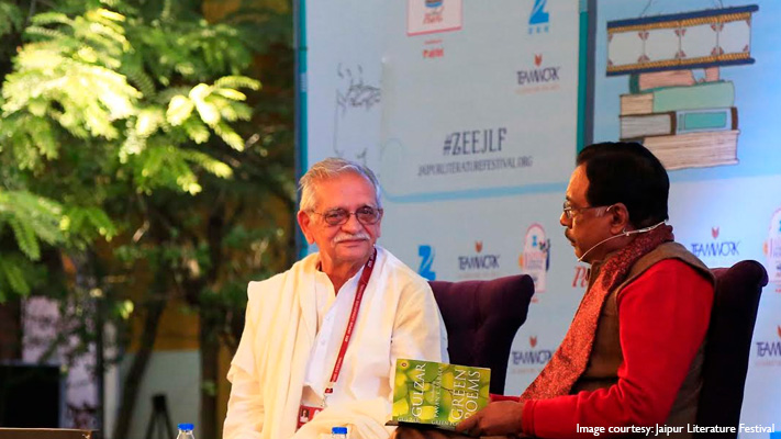 gulzar poetry jaipur literary festival 2016