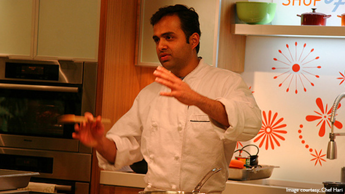 hari nayak highly sought after chef in the us