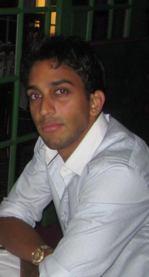 Harvard graduate Javed Murad interview