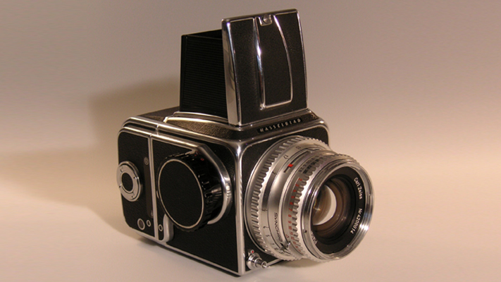 Hasselblad 500 cm Vintage Cameras for Photographers