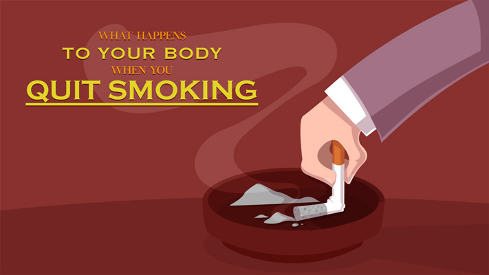 health benefits when you quit smoking