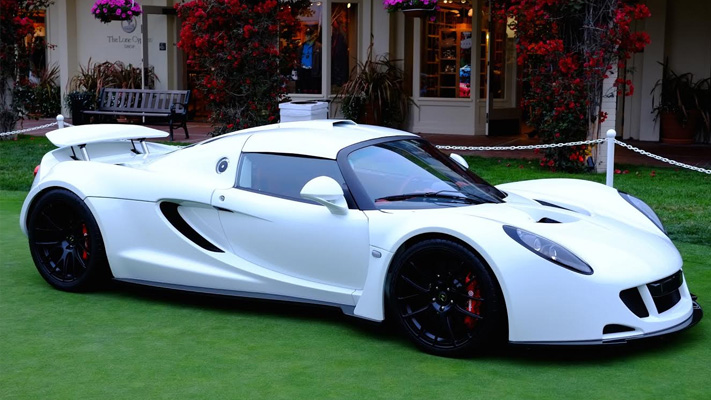 hennessey venom gt the ultimate fastest car in the world